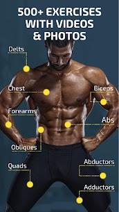 Gym Workout Planner – Weightlifting Premium Mod 5