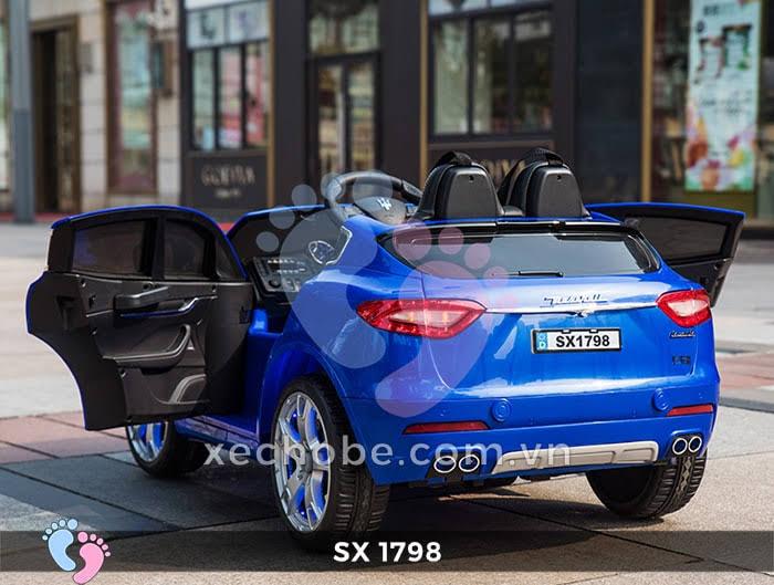 Xe hơi điện cho bé Maserati SX-1798 12