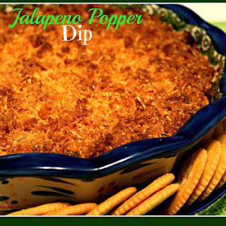 Jalapeno Popper Dip!