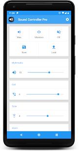App SOUND CONTROL PRO (VOLUME CONTROL) APK for Windows Phone