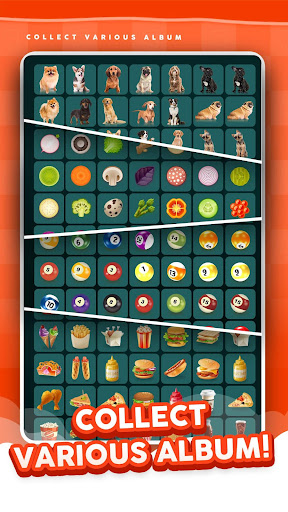 Connect 3D - Pair Matching Puzzle modavailable screenshots 15