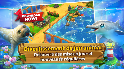Zoo 2: Animal Park APK MOD – ressources Illimitées (Astuce) screenshots hack proof 2