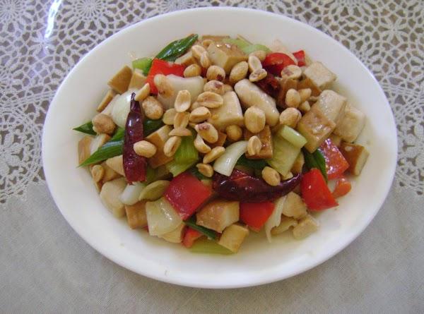 112 - Kung Pao Chicken Recipe