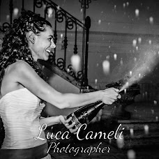 Wedding photographer Luca Cameli (lucacameli). Photo of 17.08.2017