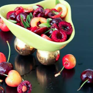 Oh Sweet Cherry Salsa.