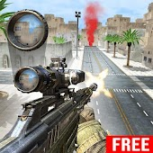Highway Sniper 3D 2019: Free Shooting Games