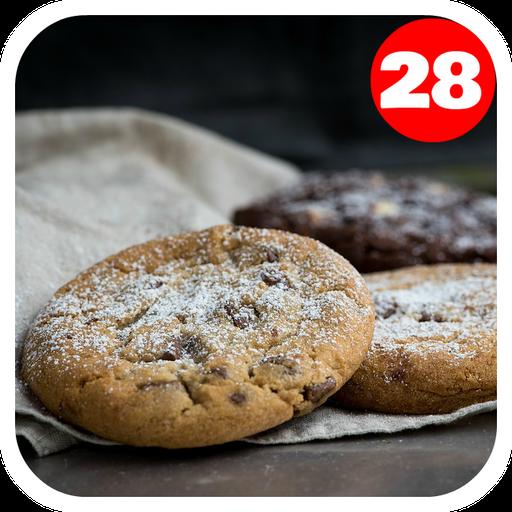 420+ Cookies & Biscuit Recipes