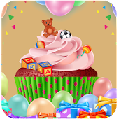Cupcakes Birthday Cake Maker - Baking Games