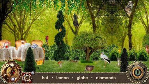 Alice in Wonderland : Seek and Find Games Free apktram screenshots 8