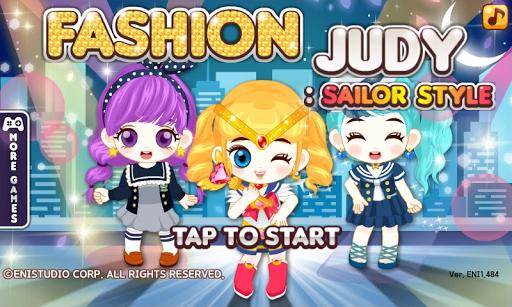 Fashion Judy: Sailor style