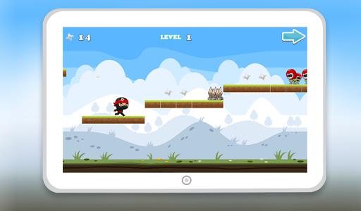 Ninja Go Kid Dash screenshot 3