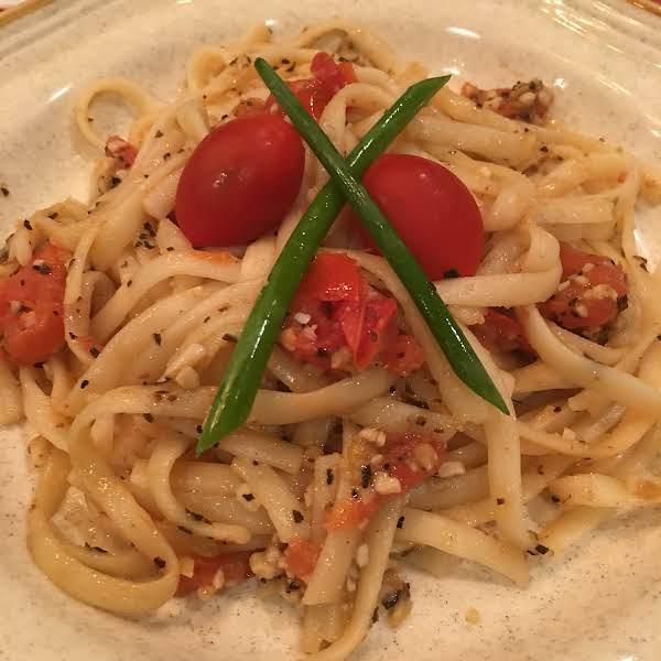 Bonnie's Pasta La Fresca