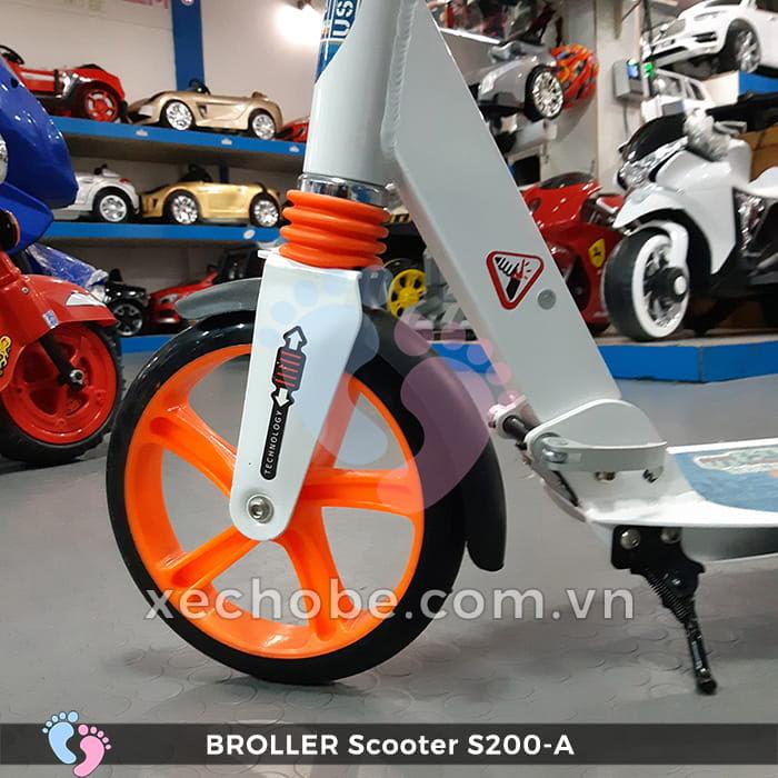 Xe trượt Scooter 2 bánh Broller S200A 8