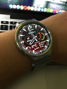 Airborne Watch Face 1.3 APK with Mod + Data 3