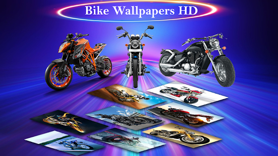Bike Wallpapers HD - náhled