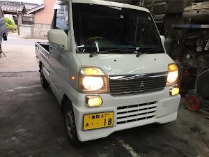 ミニキャブトラック  GD-U62T HRJA グレードはTL 4WD 4AT のカスタム事例画像 はしもとさんの2019年05月27日19:04の投稿