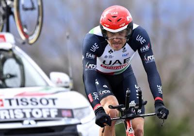 """Ex-winnaar Milaan-Sanremo en Ronde van Vlaanderen zit zwaar in de patatten: """"Ik heb me nog nooit zó slecht gevoeld op de fiets"""""""