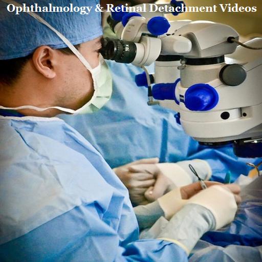 Ophthalmology & Retinal Detachment Videos (app)
