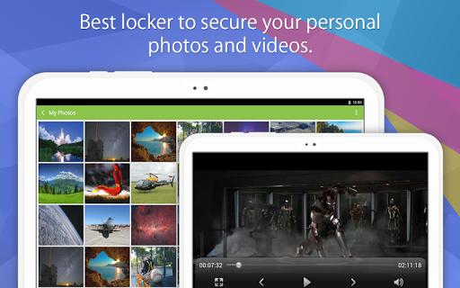 Photo Video Gallery Locker - Hide Videos screenshot 8