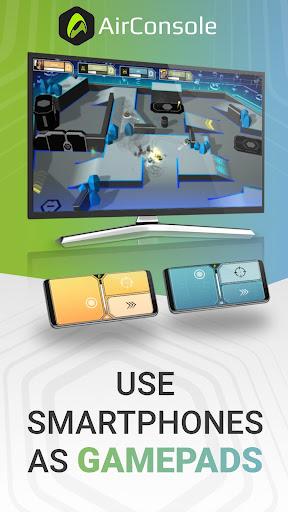 AirConsole - Console de jeu multijoueur fond d'écran 2