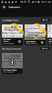 Times Tribune- screenshot thumbnail