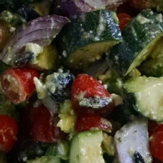 Greeked Zucchini Recipe