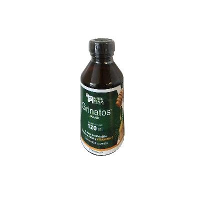 acido ascorbico grinatos 120ml jarabe adulto natural premium  Natural Premium