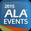 ALA 2015 Events icon