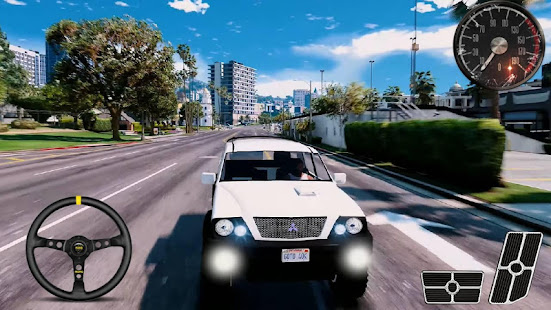 Parking Series L200 - Mitsubishi SUV Drive 4x4 1.0 APK + Mod (Free purchase) for Android