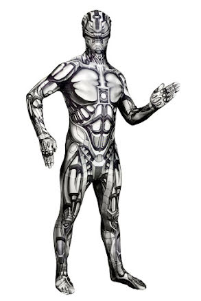 Morphsuit, Android