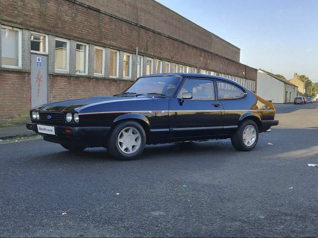 Ford Capri Hire Hartlepool