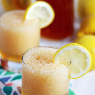 Sweet Tea Vodka Slushies