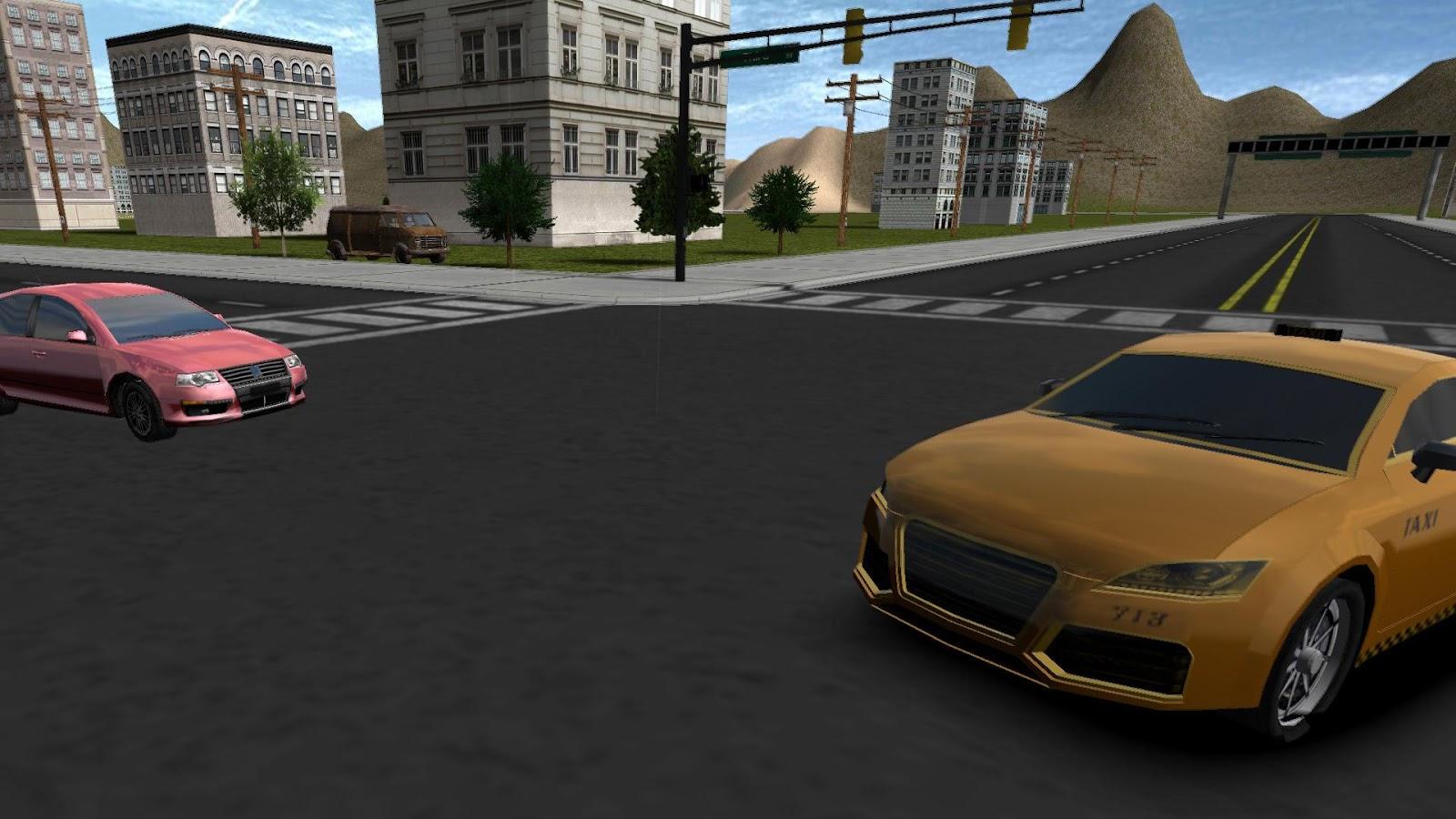 Taxi-Driving-3D 30