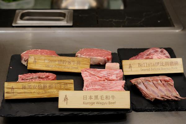 【台北】頂級犇鐵板燒:商業午餐高CP值推薦,周杰倫、王力宏都來過