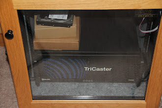 Photo: Tricaster 855