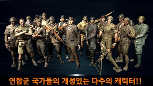 더퍼시픽 월드워2 : 무료 전쟁 슈팅 게임  captures d'écran 1