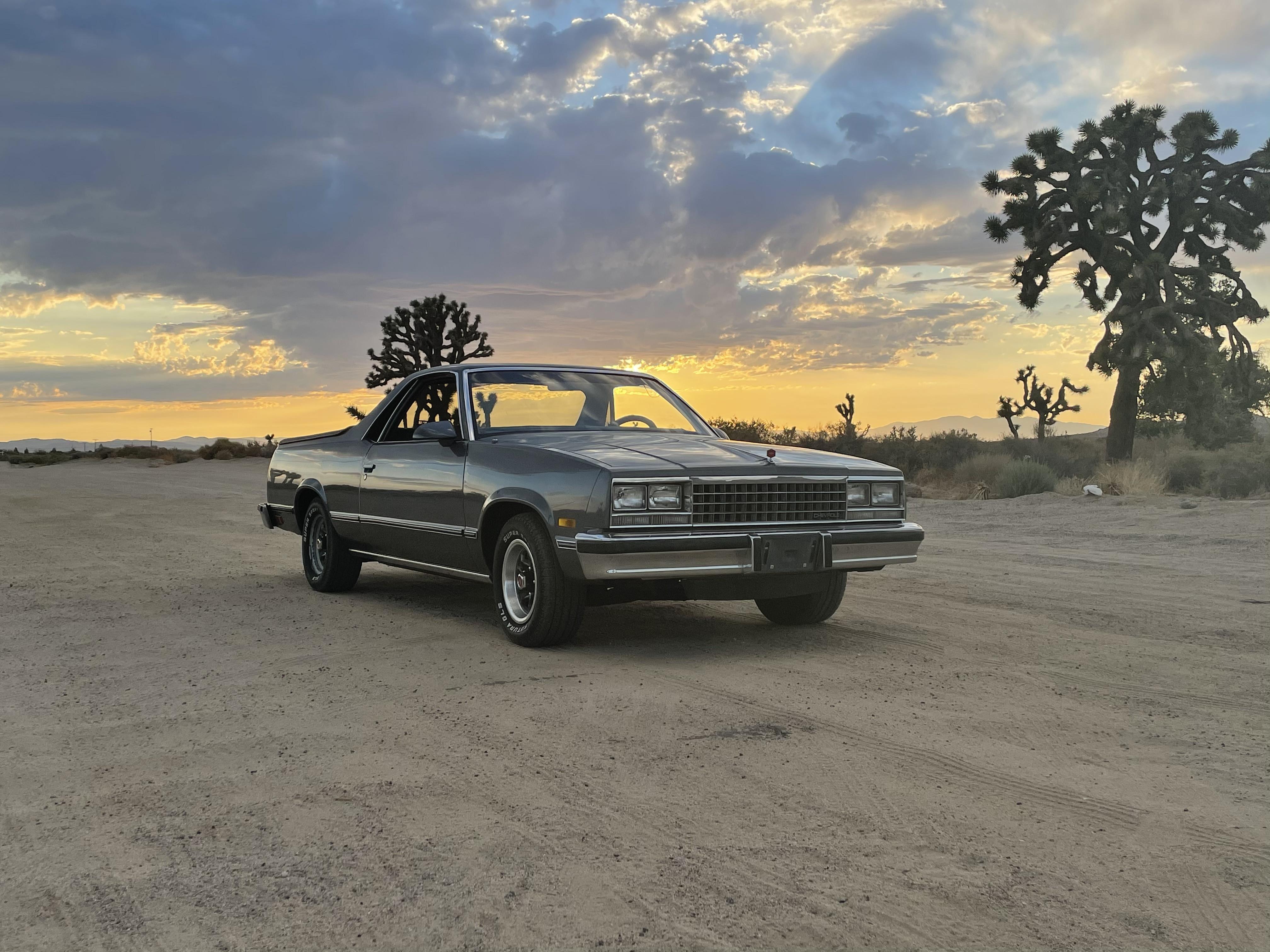 Chevrolet El Camino Hire Los Angeles