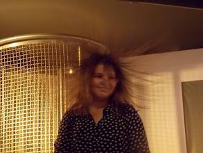 Photo: 1. den - Statická elektřina dokáže divy! (Musée EDF Electropolis, Mulhouse, Francie; foto D. Machová)