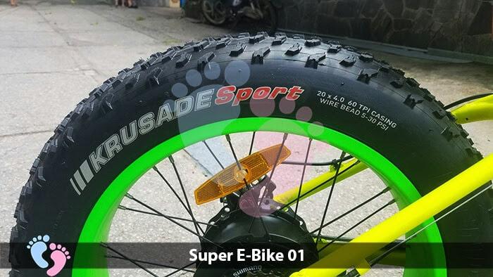 Xe đạp điện địa hình Super E-Bike 01 16