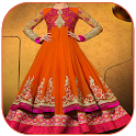 Anarkali Dress Photo Editor – Anarkali Suit App icon
