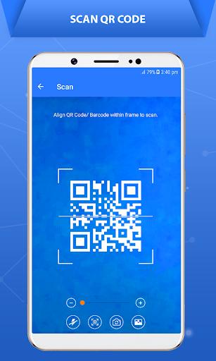 QR Code Scanner - Barcode Scanner 1.1 screenshots 1
