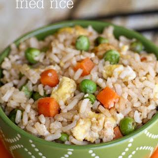 Fried Rice.