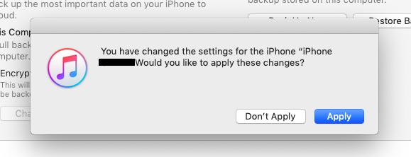"Click ""Apply"""