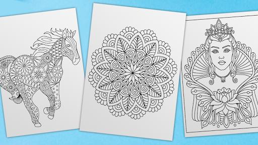 Mandala Coloring Pages 14.3.4 screenshots 21