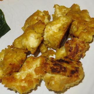 Tofu Popcorn Chick'n
