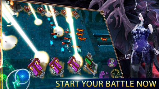 Télécharger Leprica Clash Arena - Castle Clash Hero Battle mod apk screenshots 5
