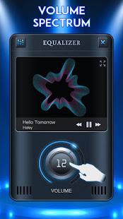 均衡器:低音增強器和音量增強器