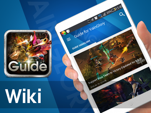 Guide for Vainglory