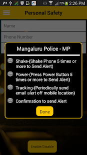 Mangaluru Official Police - MP- screenshot thumbnail