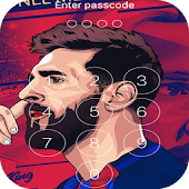 Keypad for Lionel Messi HD 2018